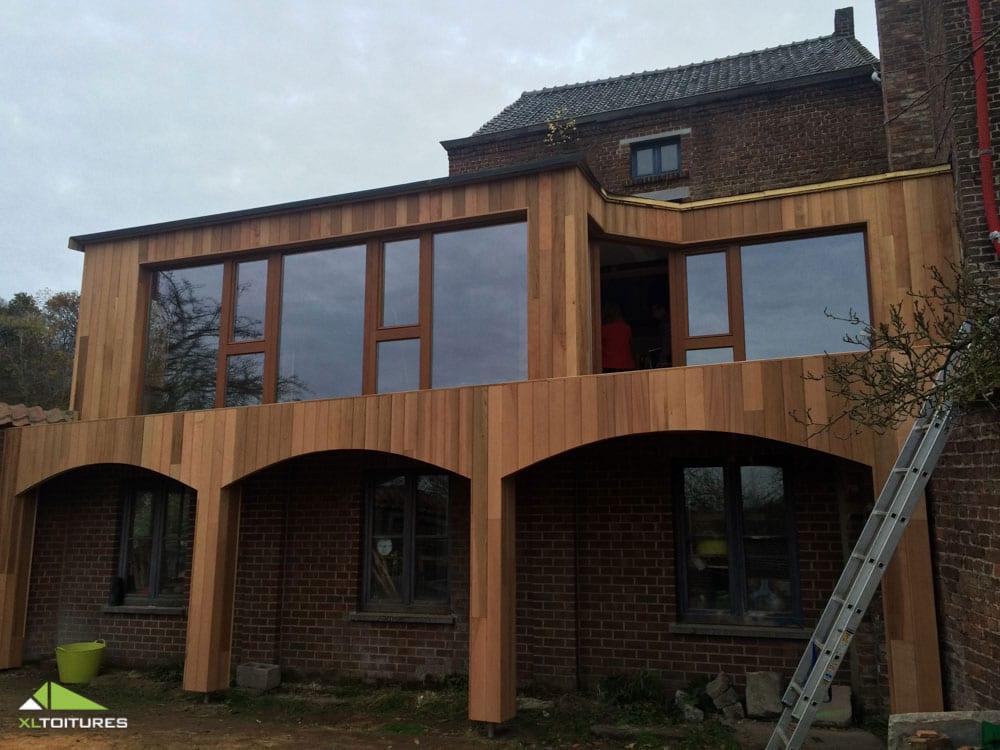 xl toitures entreprise r novation toiture namur ardoisier charpente isolation naturelle. Black Bedroom Furniture Sets. Home Design Ideas