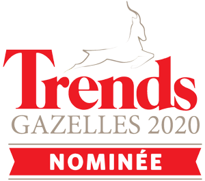 Nominé Trends Gazelles Namur 2020